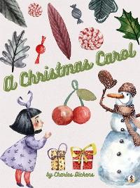 Cover A Christmas Carol (Sheba Blake Classics)