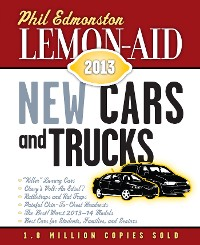 Cover Lemon-Aid New Cars and Trucks 2013
