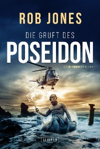 Cover DIE GRUFT DES POSEIDON (Joe Hawke 1)