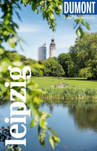 Cover DuMont Reise-Taschenbuch Reiseführer Leipzig