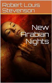 Cover New Arabian Nights