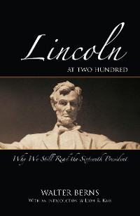 Cover Lincoln at Two Hundred