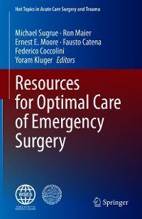 Cover Resources for Optimal Care of Emergency Surgery