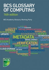 Cover BCS Glossary of Computing