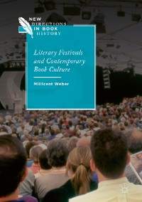 Cover Literary Festivals and Contemporary Book Culture