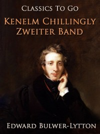 Cover Kenelm Chillingly. Zweiter Band