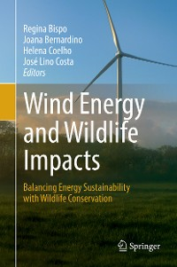 Cover Wind Energy and Wildlife Impacts