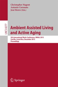 Cover Ambient Assisted Living and Active Aging