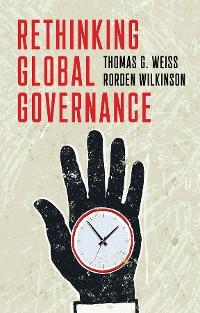 Cover Rethinking Global Governance