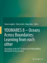 Cover YOUMARES 8 – Oceans Across Boundaries: Learning from each other