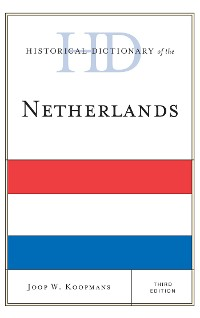 Cover Historical Dictionary of the Netherlands