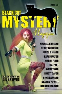 Cover Black Cat Mystery Magazine #9