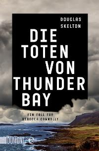 Cover Die Toten von Thunder Bay