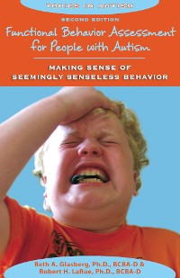 Cover Functional Behavior Assessment for People with Autism