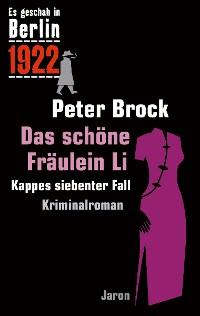 Cover Das schöne Fräulein Li