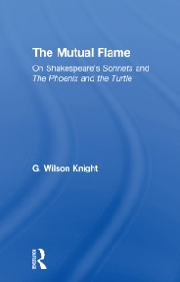 Cover Mutual Flame - Wilson Knight V