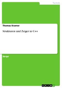 Cover Strukturen und Zeiger in C++