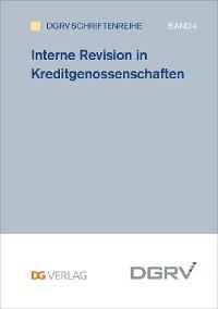 Cover Interne Revision in kreditgenossenschaften