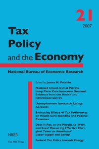 Cover Tax Policy and the Economy