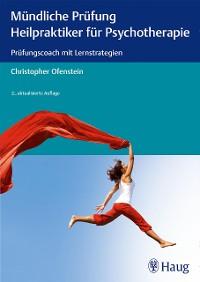 Cover Mündliche Prüfung Heilpraktiker für Psychotherapie