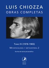 Cover Obras completas de Luis Chiozza Tomo IV