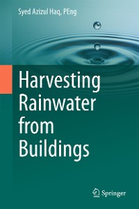 Cover Harvesting Rainwater from  Buildings