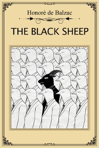 Cover The Black Sheep