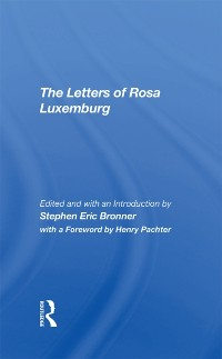 Cover Letters Of Rosa Luxemburg