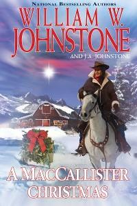 Cover A MacCallister Christmas