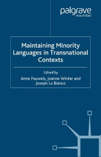 Cover Maintaining Minority Languages in Transnational Contexts