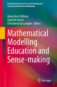 Cover Mathematical Modelling Education and Sense-making