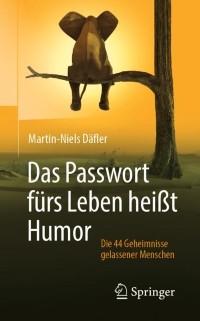 Cover Das Passwort furs Leben heit Humor