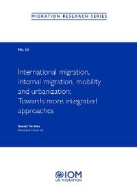 Cover International Migration, Internal Migration, Mobility and Urbanization
