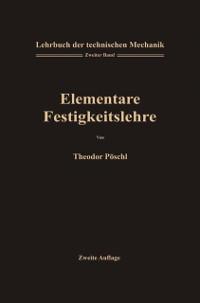 Cover Lehrbuch der Technischen Mechanik fur Ingenieure und Physiker
