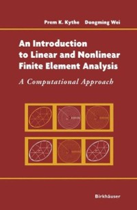 Cover Introduction to Linear and Nonlinear Finite Element Analysis