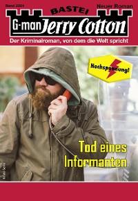 Cover Jerry Cotton 3304 - Krimi-Serie
