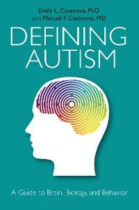 Cover Defining Autism