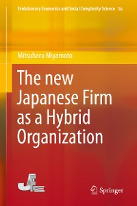 Cover The new Japanese Firm as a Hybrid Organization