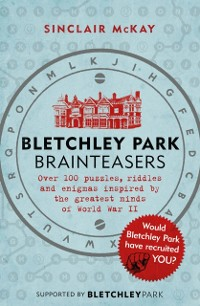 Cover Bletchley Park Brainteasers