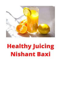 Cover Healthy Juicing