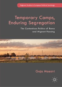 Cover Temporary Camps, Enduring Segregation