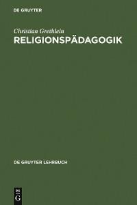 Cover Religionspädagogik
