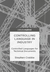 Cover Controlling Language in Industry
