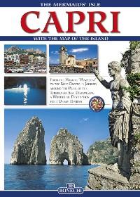 Cover CAPRI the Mermaids' Isle - English Edition