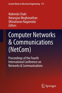 Cover Computer Networks & Communications (NetCom)