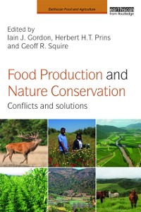 Cover Food Production and Nature Conservation