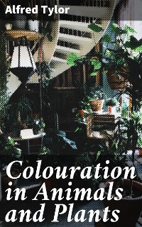 Cover Colouration in Animals and Plants