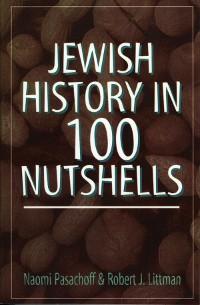 Cover Jewish History in 100 Nutshells