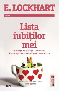 Cover Lista iubitilor mei