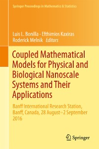 Cover Coupled Mathematical Models for Physical and Biological Nanoscale Systems and Their Applications